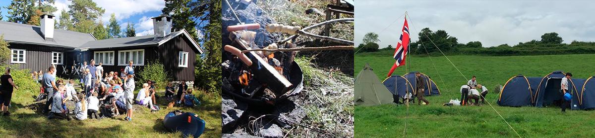 1. Eiksmarka speidergruppe – en del av Norges Speiderforbund